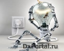 Защита электроосветительных приборов