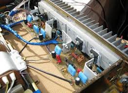 УМЗЧ с полевыми транзисторами IRFZ44