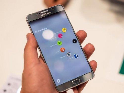 ��� ���� ����� � Galaxy Note 7