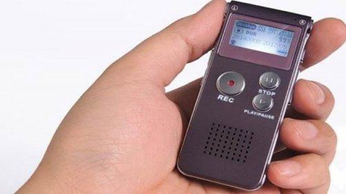 Диктофон онлайн. Сервис для записи голоса