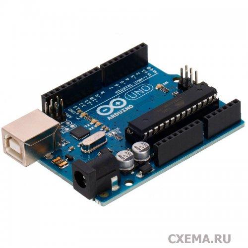 Arduino - легкий и интересный шаг в интернет вещей