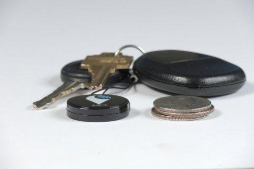 TrackR. Портативный жучок для слежки за собственными ключами