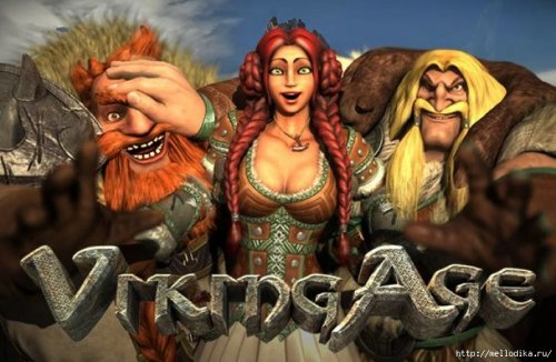 Картинки по запросу слот Viking Age