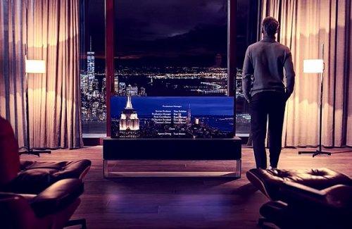 Телевизор. Новый переворот в мире технологий