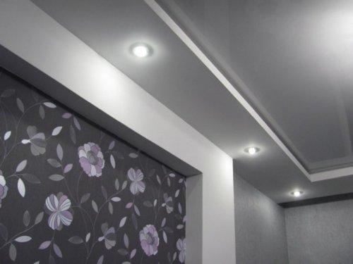 Точечные светильники. Схема